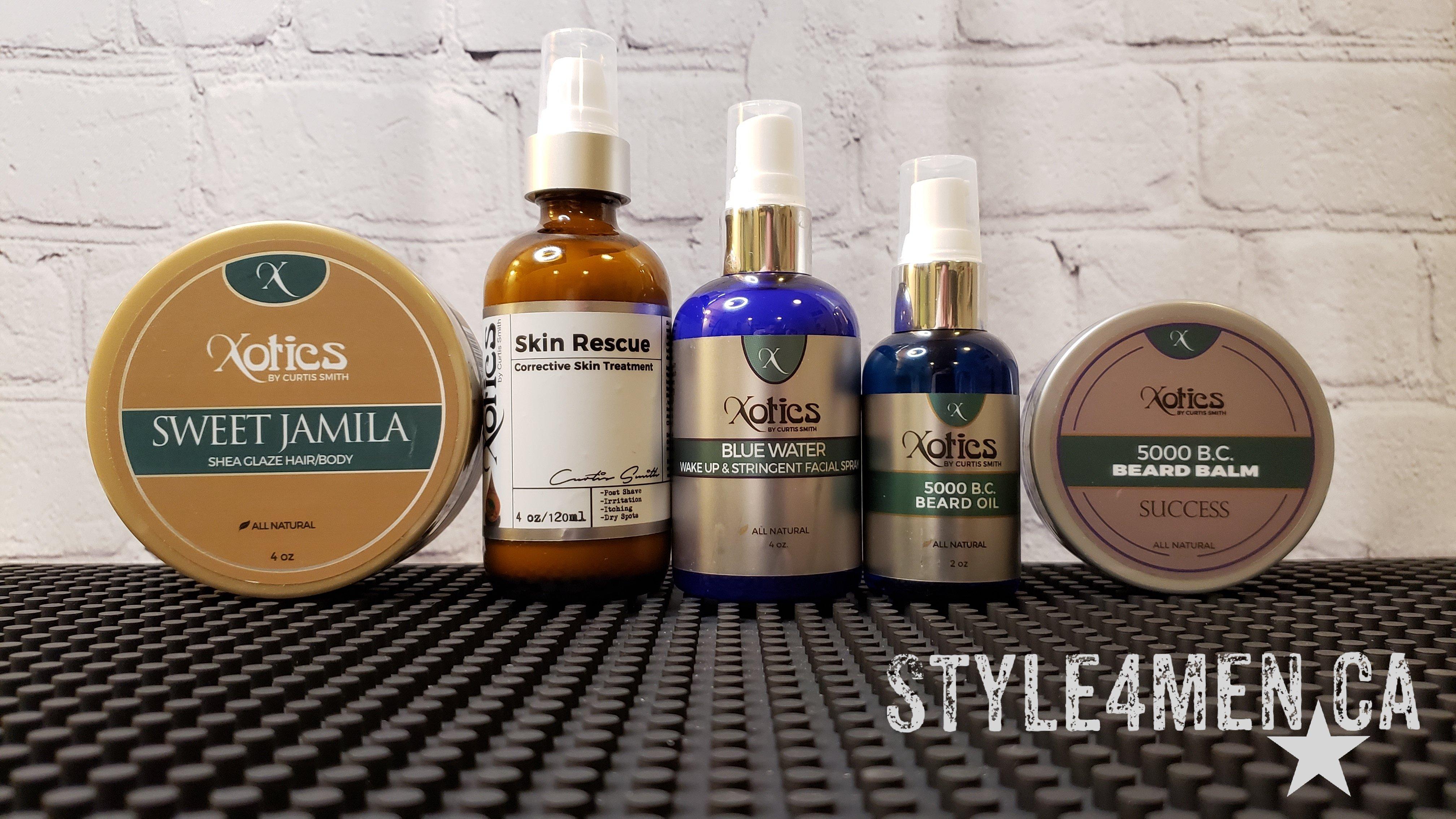 Xotics grooming essentials