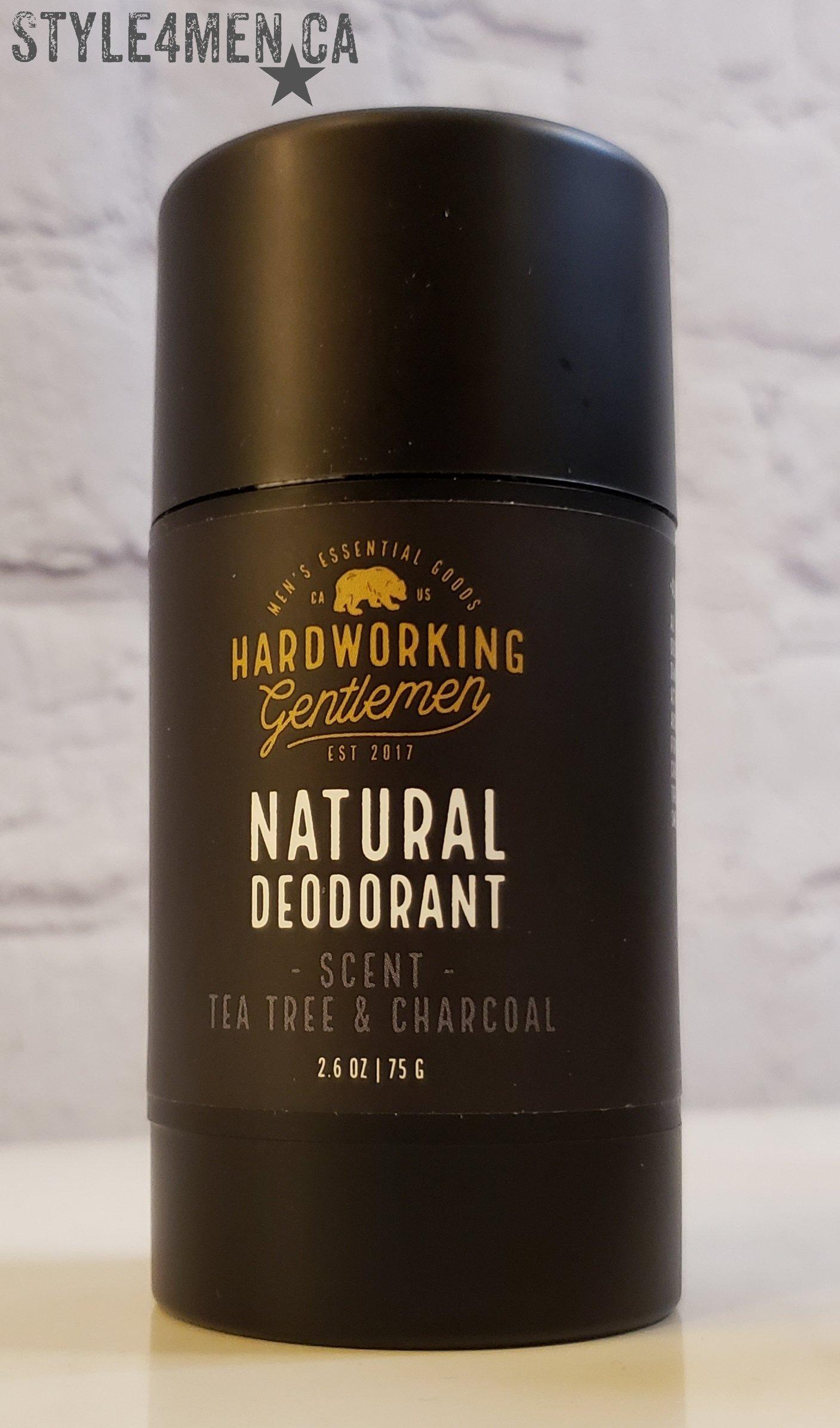 Hardworking Gentlemen Deodorant