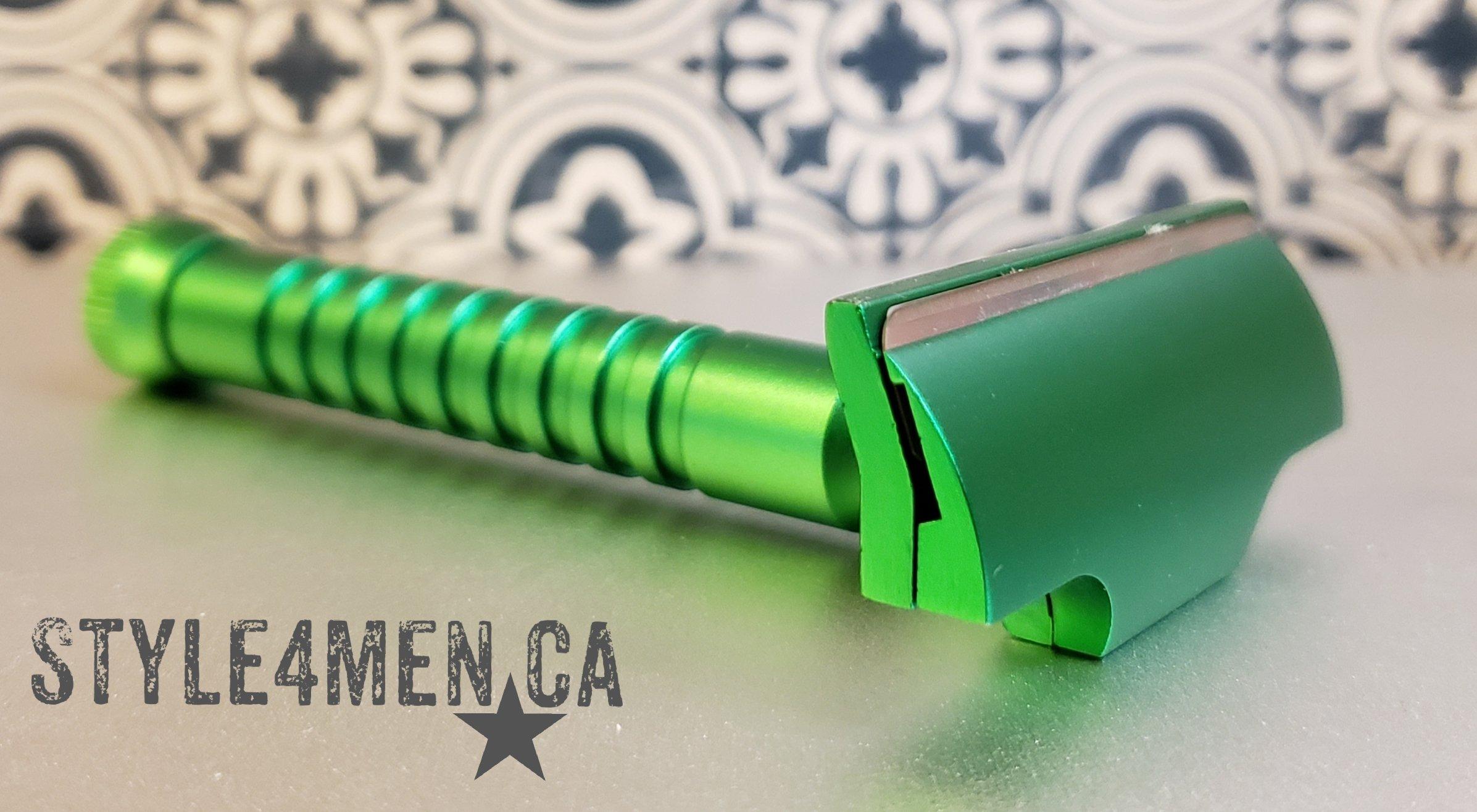 RazoRock Green Hulk