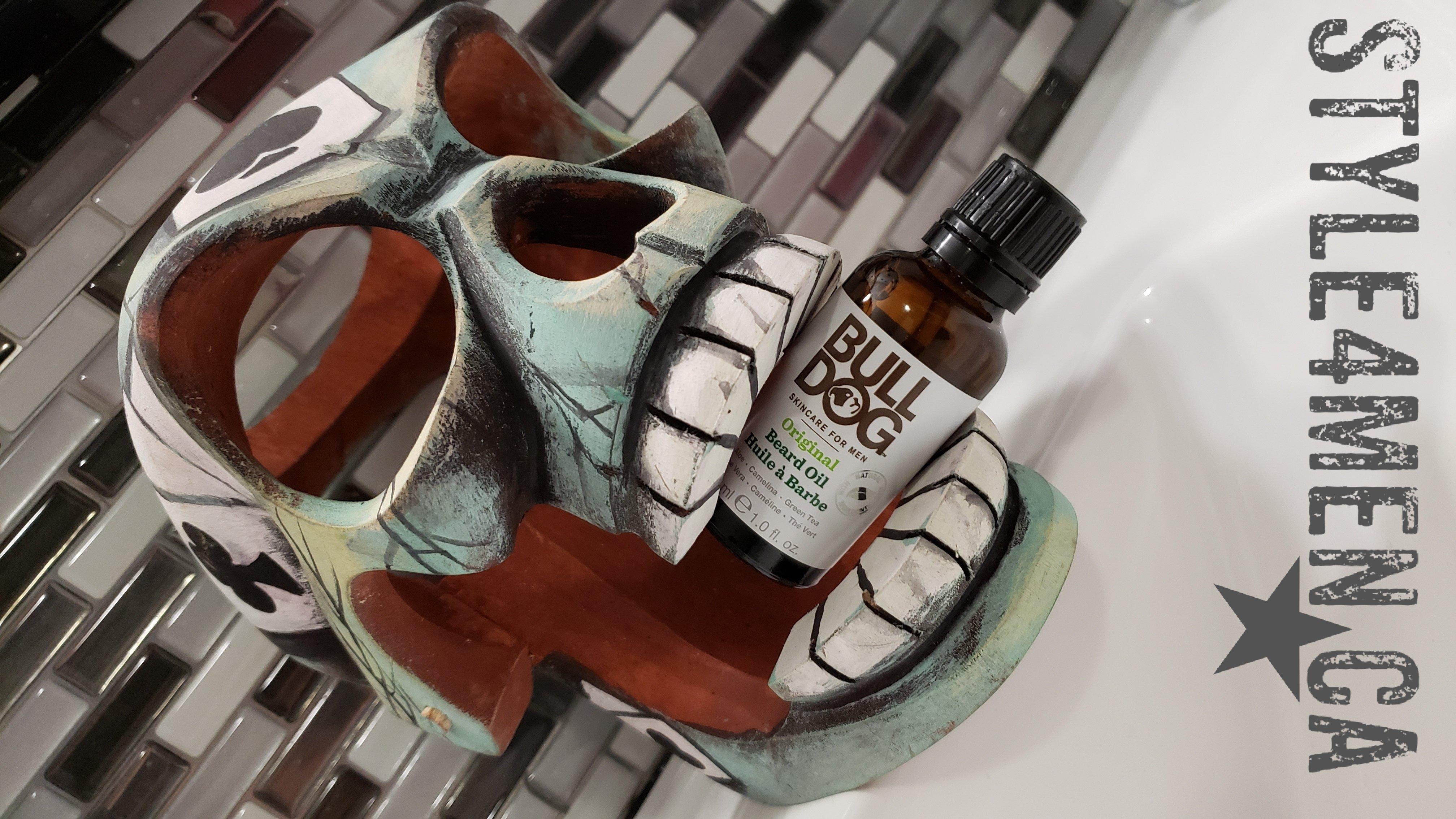 Bull Dog Beard Oil
