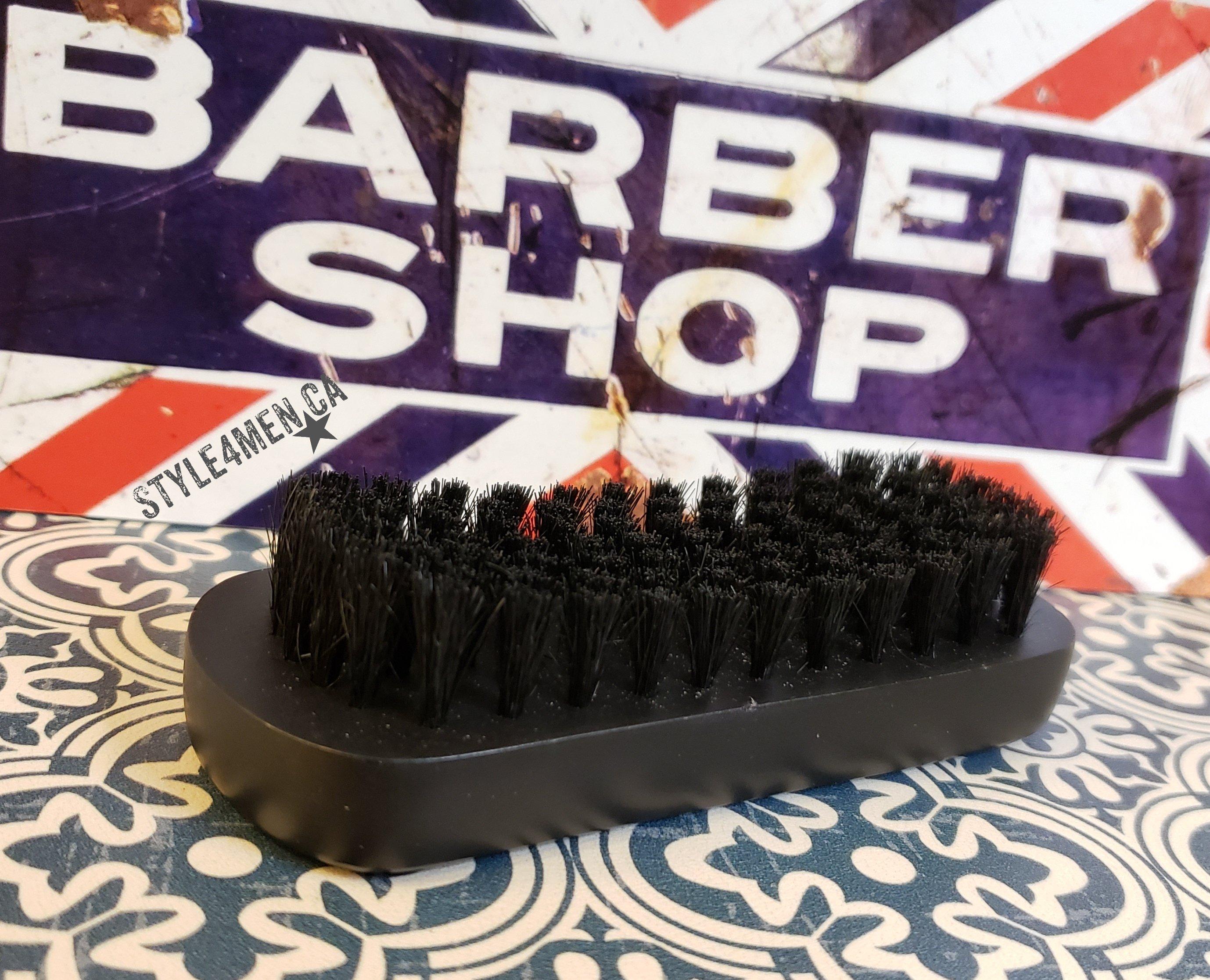 Crown Shaving Beard Brush
