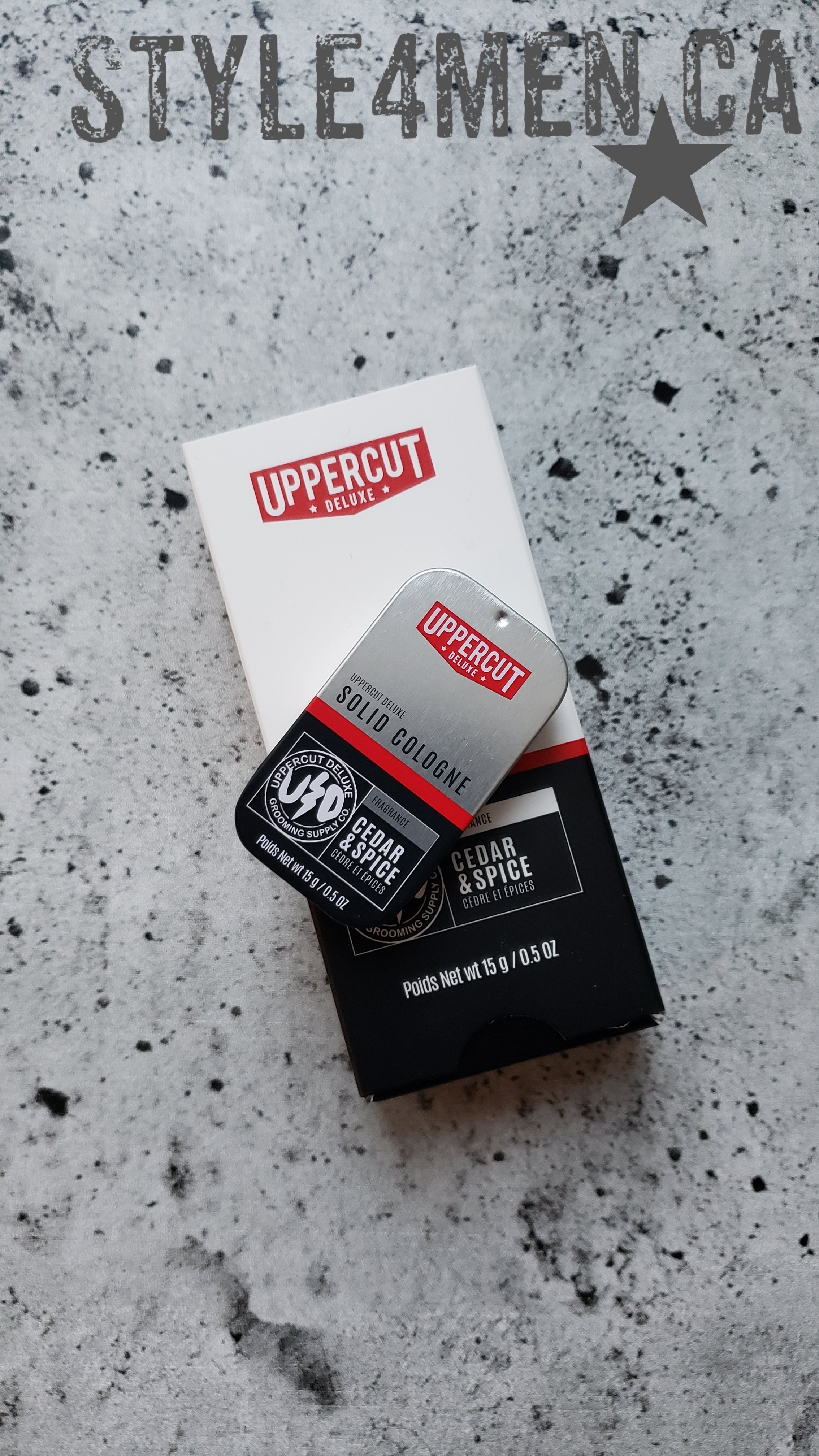 Uppercut Deluxe launches a solid cologne