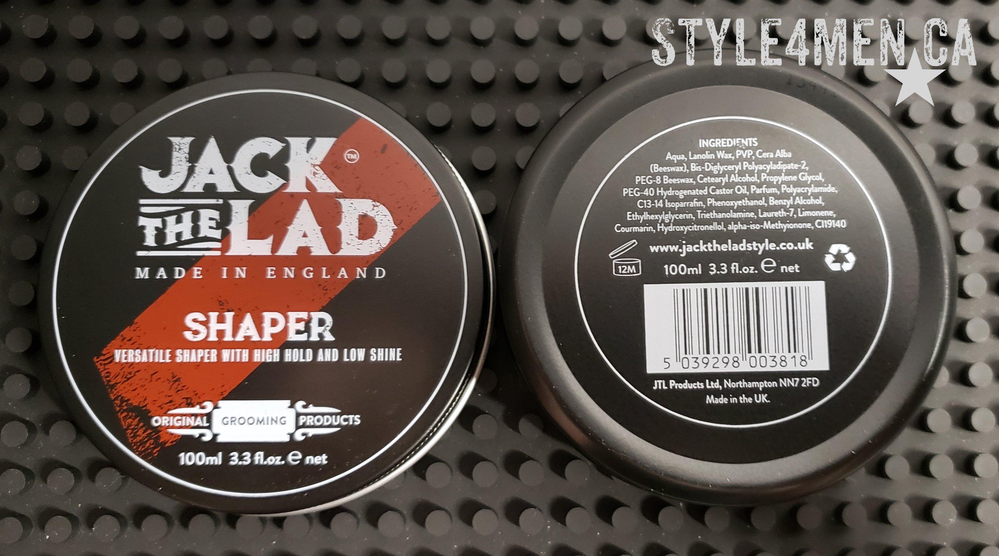 Jack The Lad Shaper