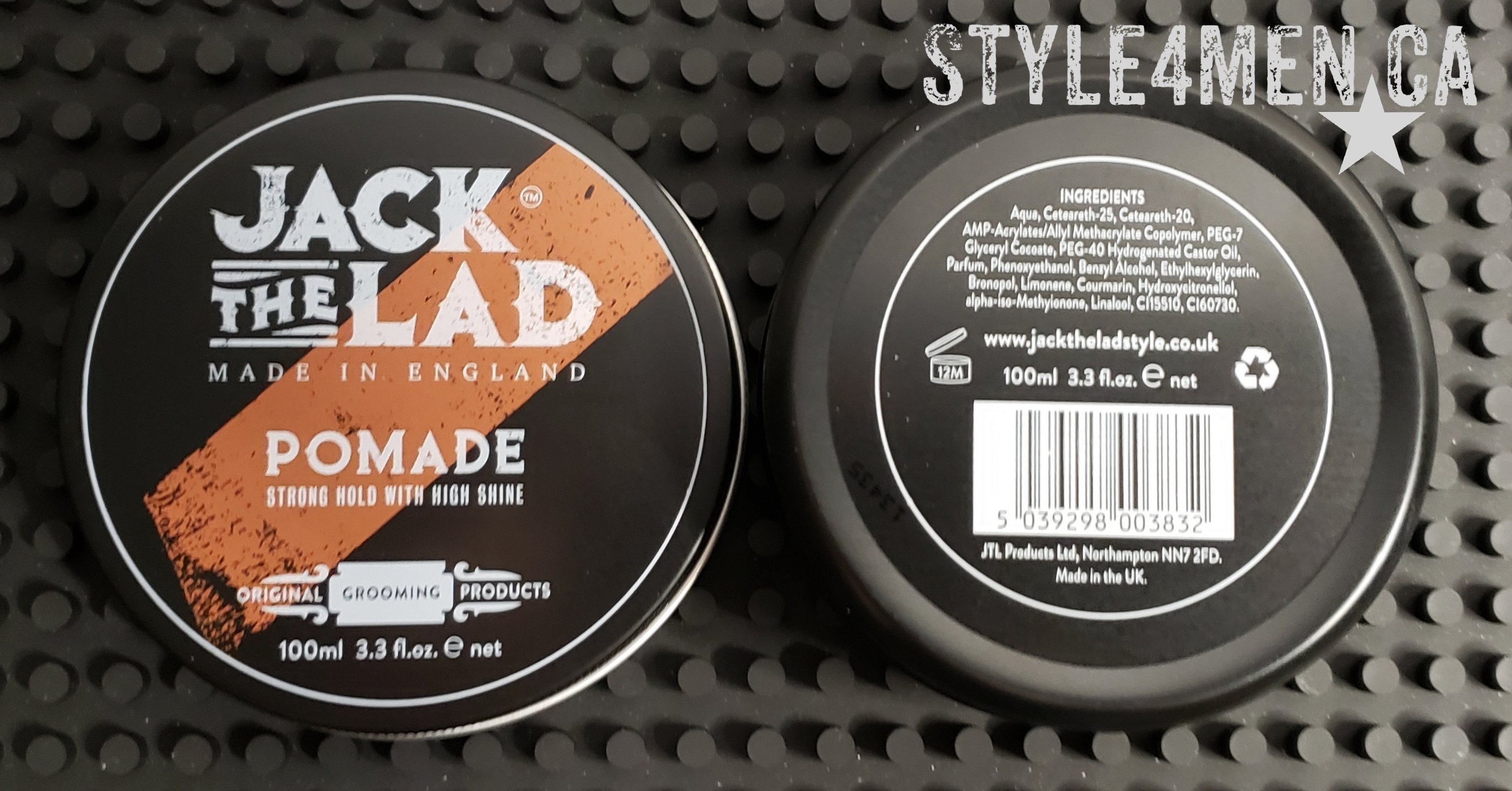 Jack The Lad Pomade