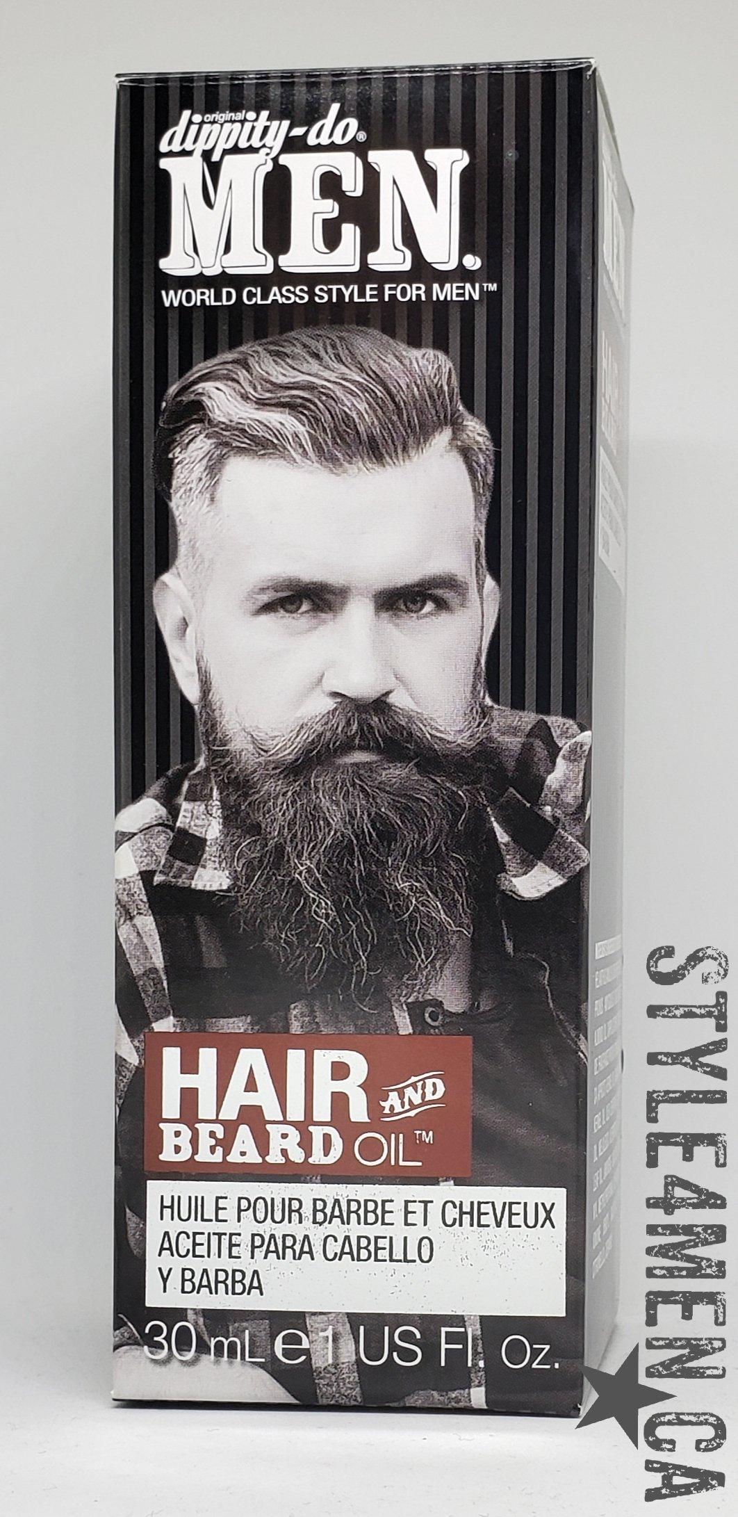 dippity-do MEN Beard Oil