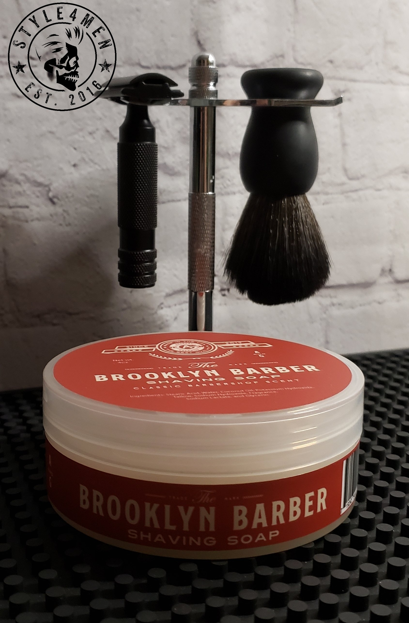 Arsenal Grooming Brooklyn Barber