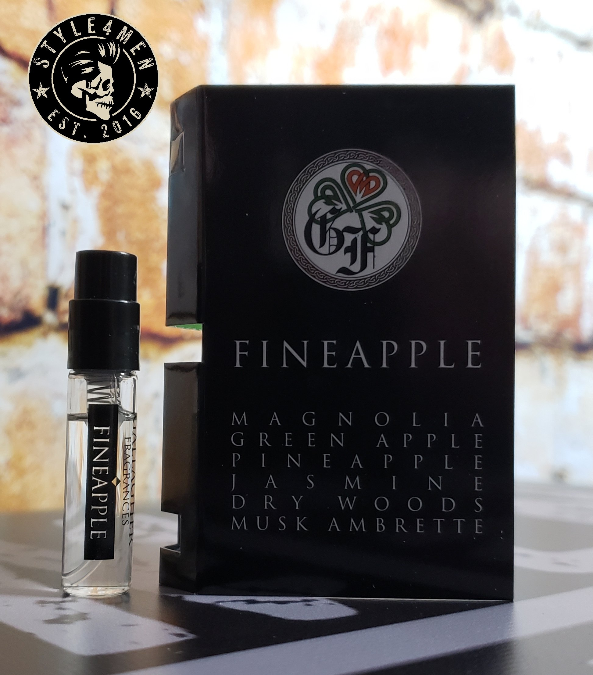 Gallagher Fragrances Fineapple