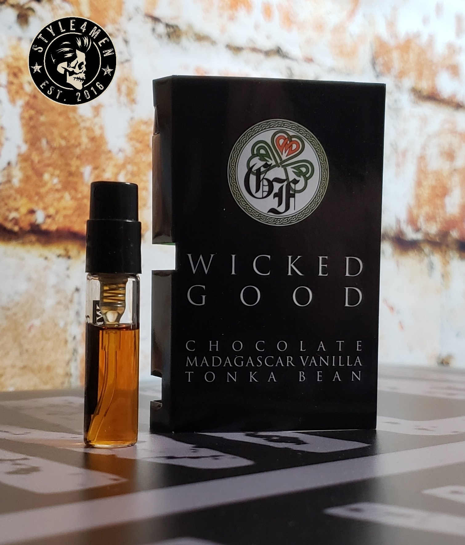 Gallagher Fragrances Wicked Good
