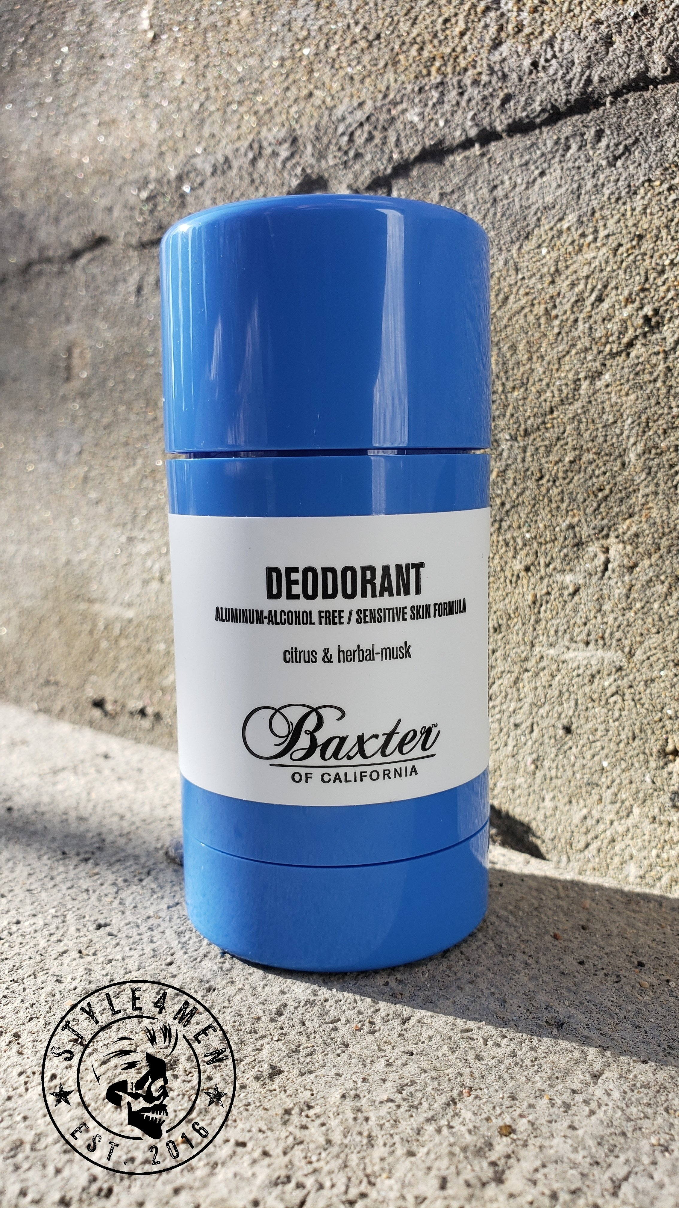 Baxter of California – Deodorant