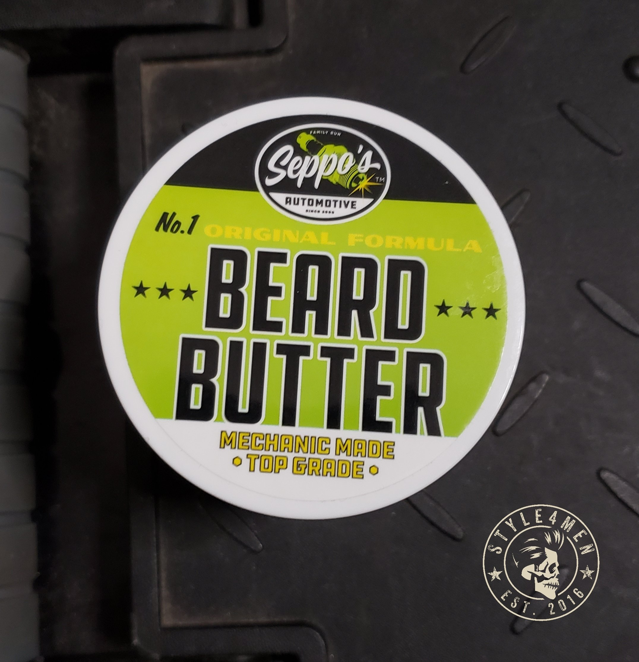 Seppo's Beard Butter – like nothing else out there!