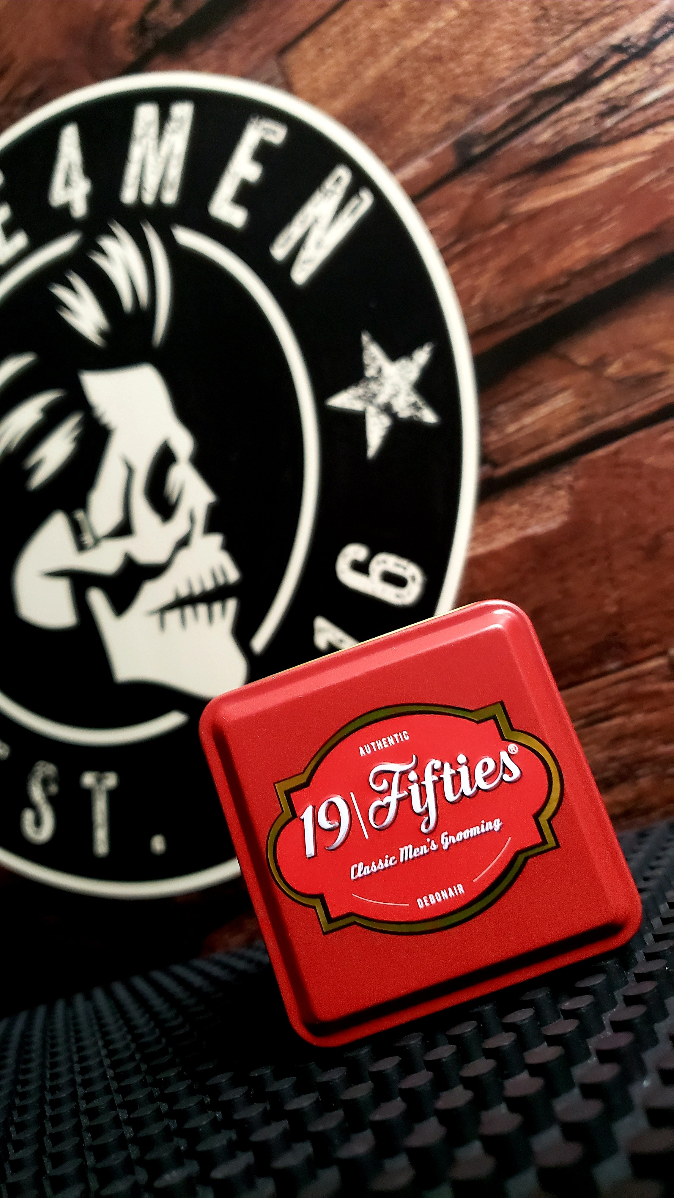 Rediscovering a favorite, the new 19 Fifties pomade