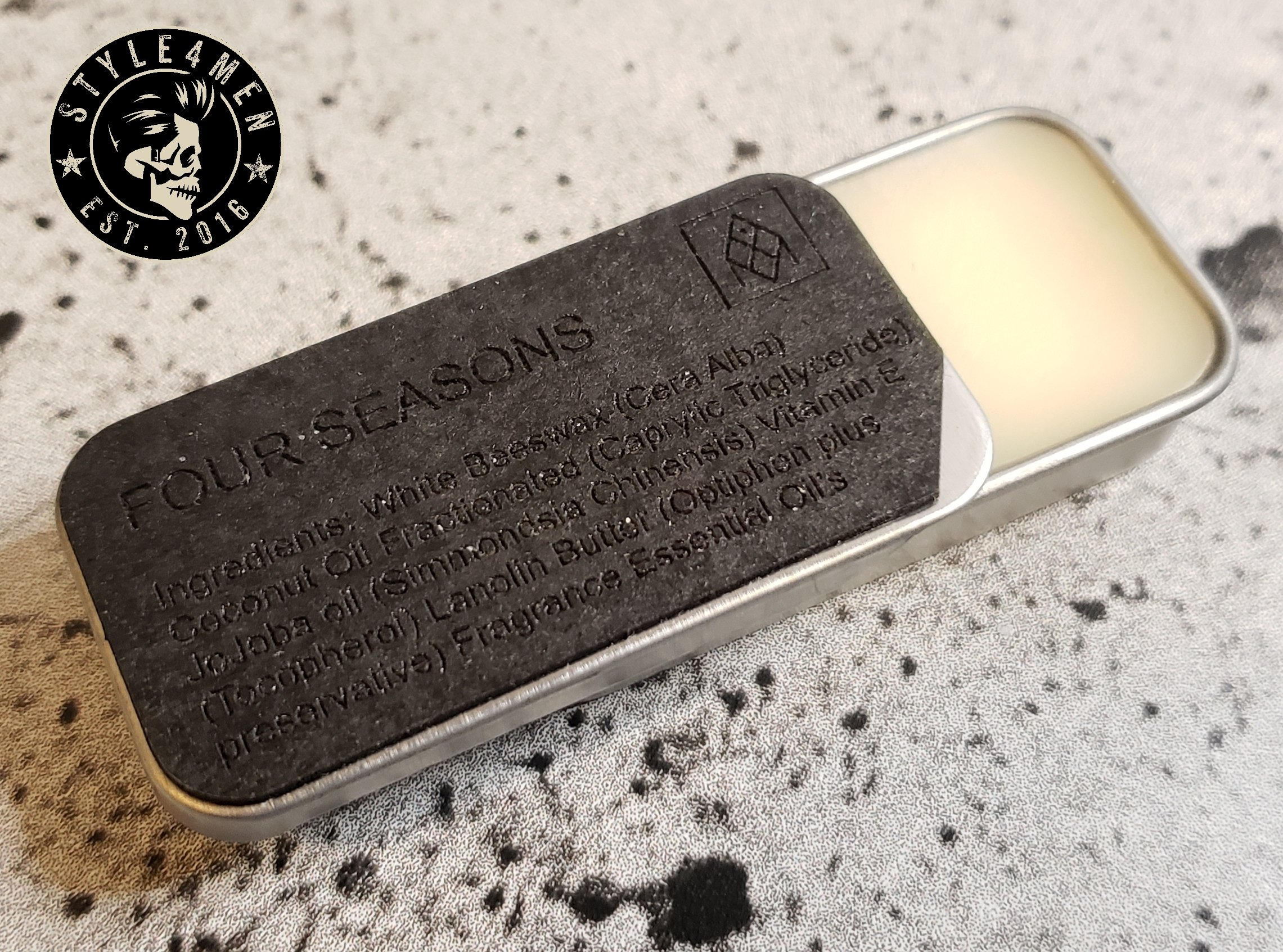 HAWK & SONS Solid Cologne
