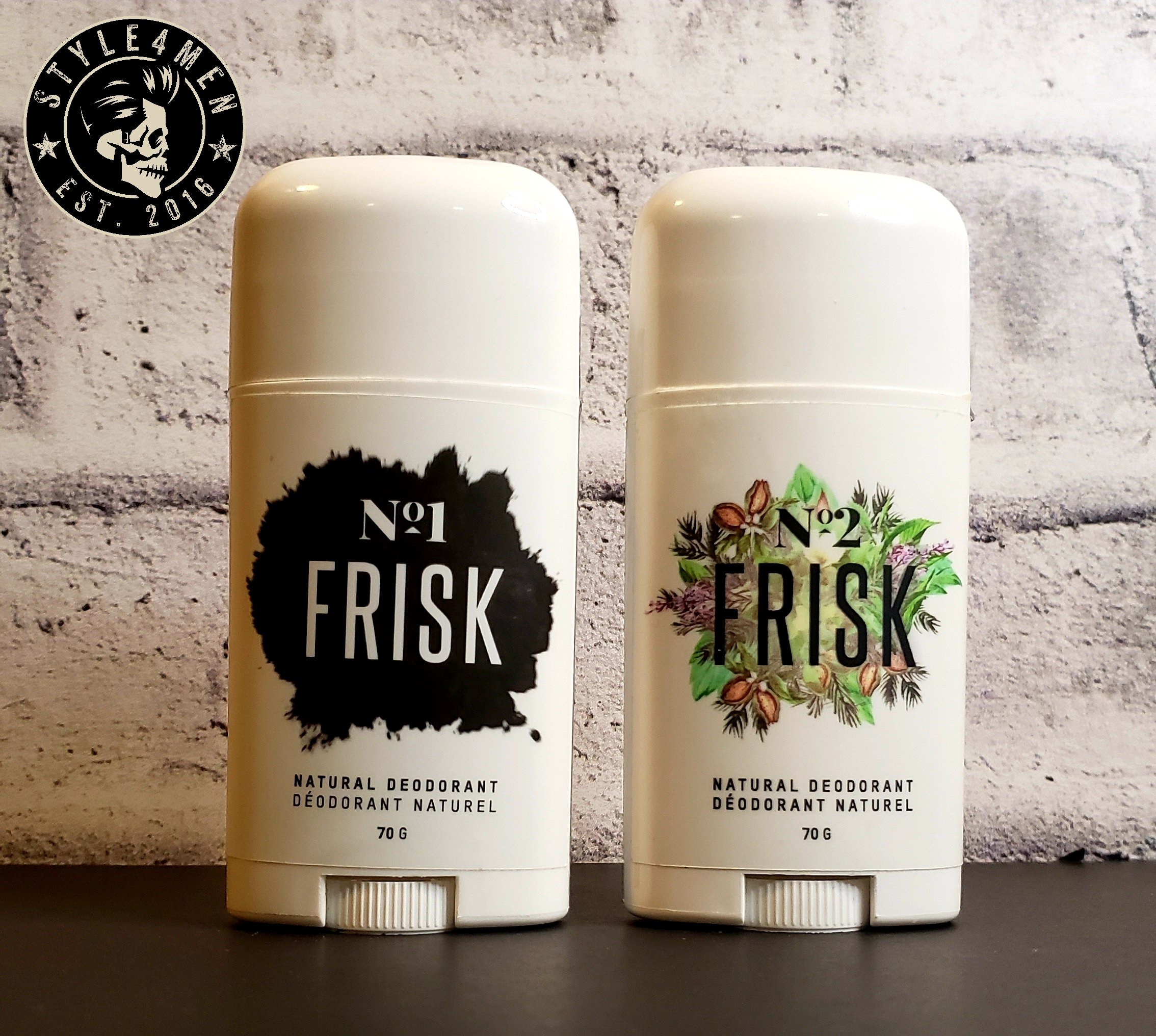 FRISK Deodorant