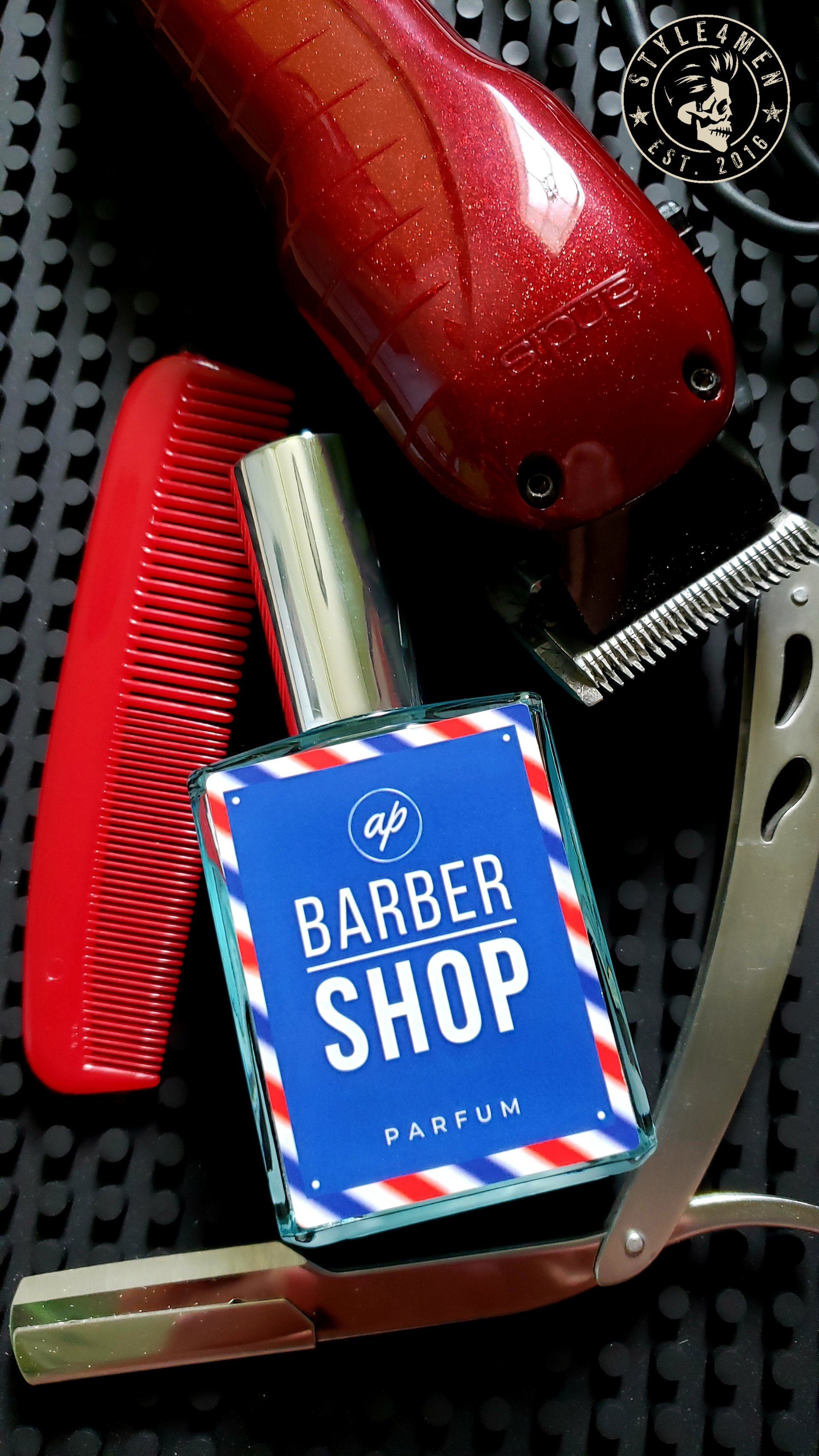 Barber Shop by Authenticity Fragrances – A beautiful tribute