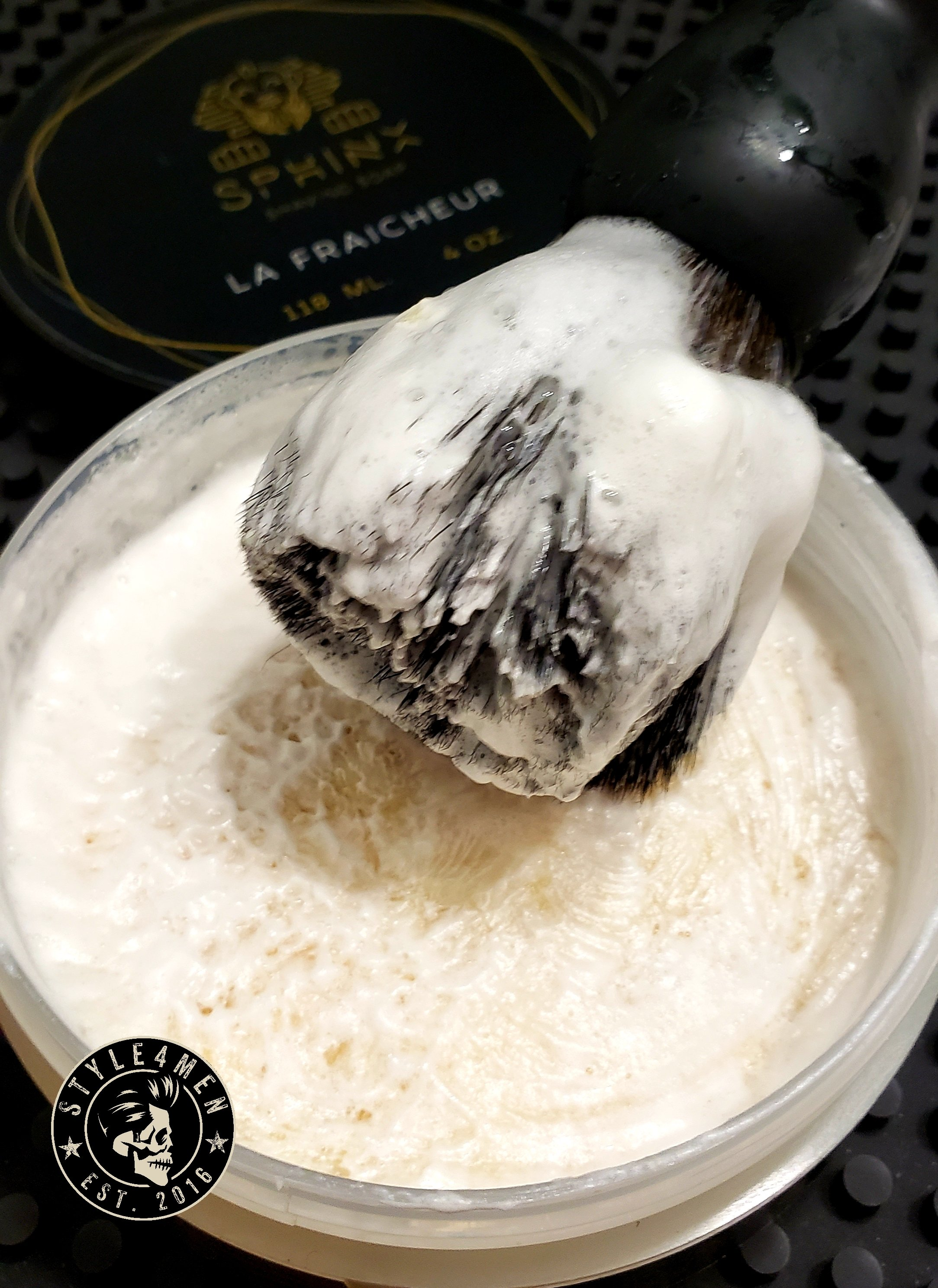 Sphinx Beard Shave Soap