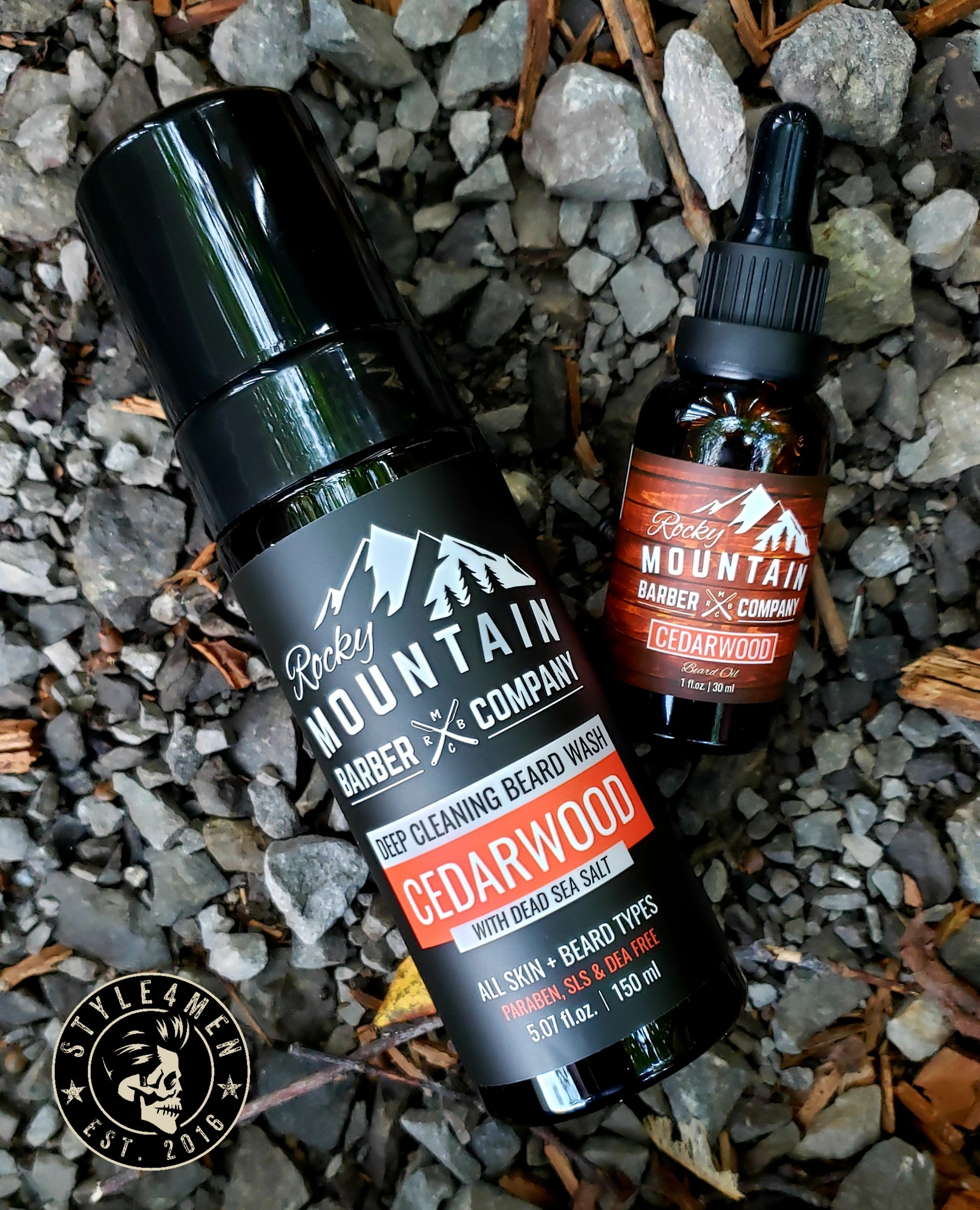 Beard Care by the Rocky Mountain Barber Co.