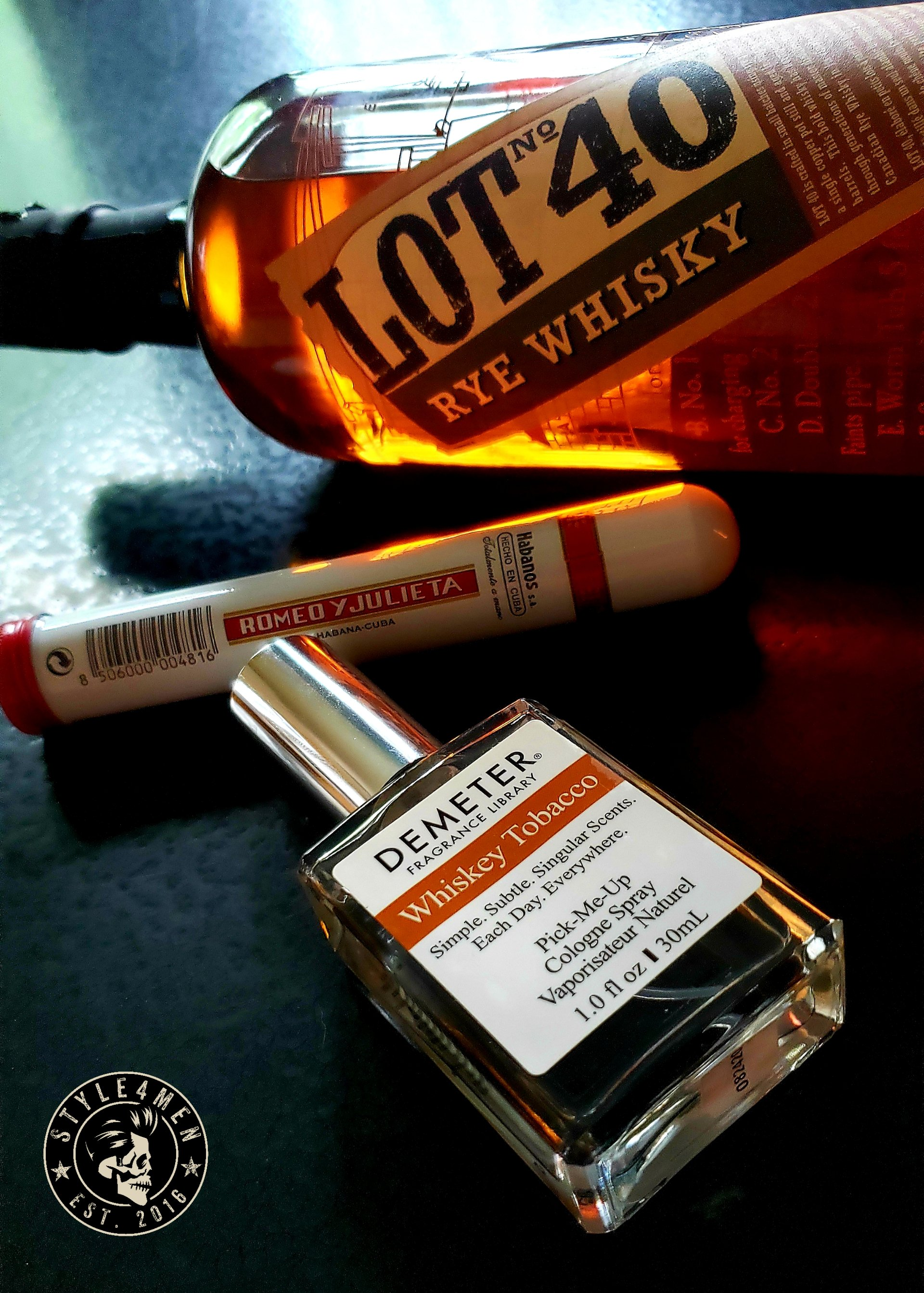 DEMETER Whiskey Tobacco