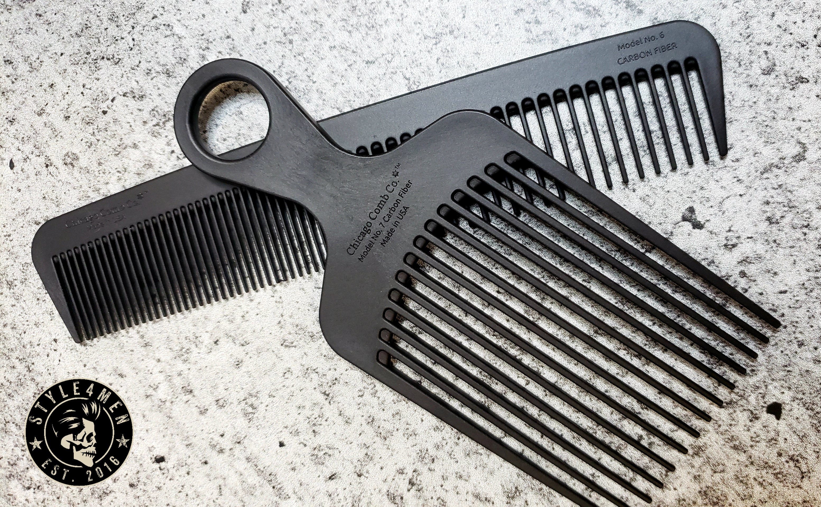 Chicago Comb Co – The comb you didn't know you needed