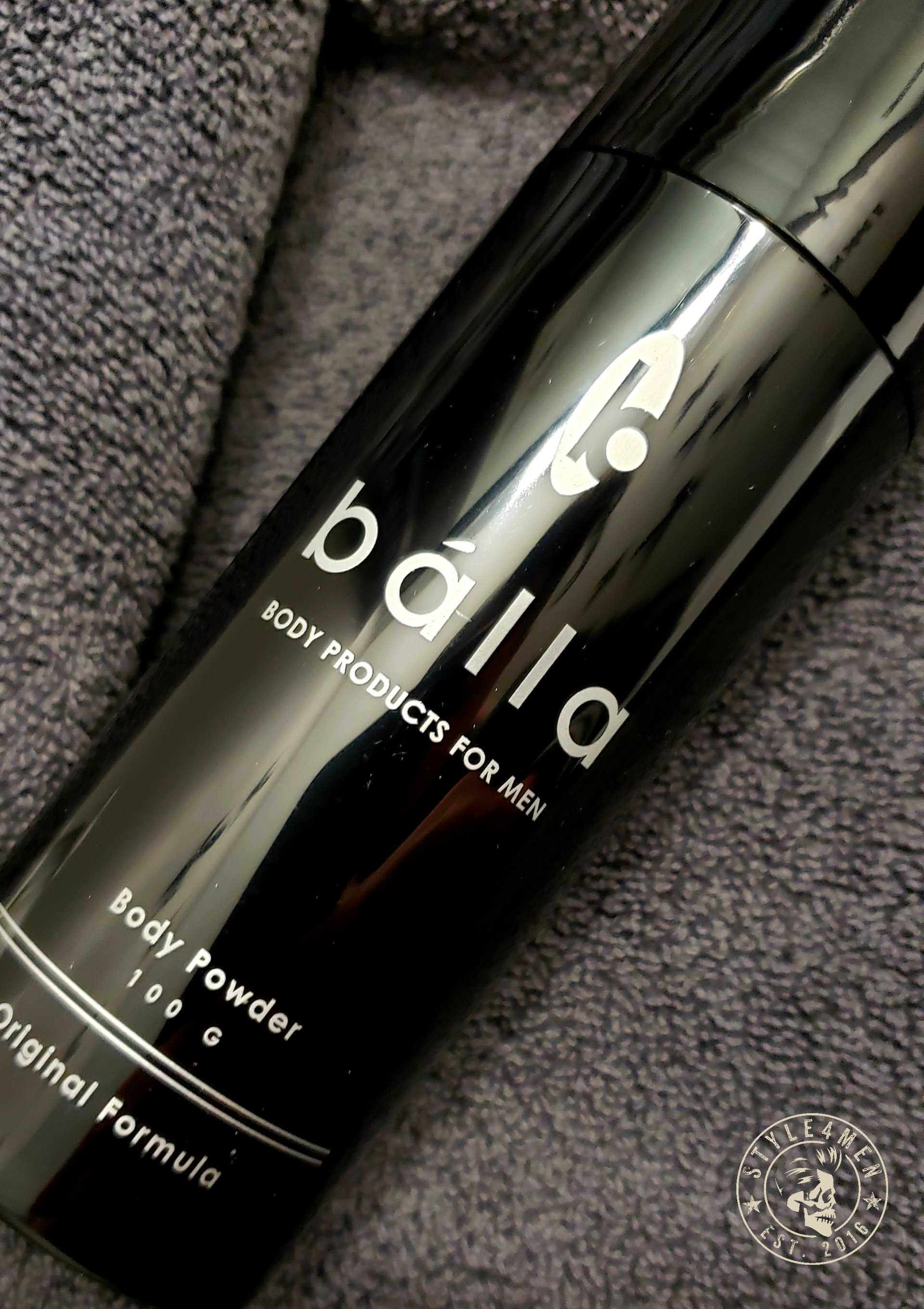 Classic Body Powders by Balla for Men